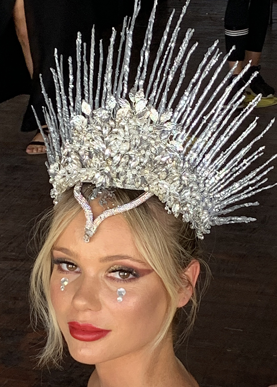Bridal Crown Ice Queen
